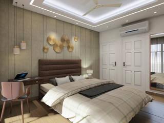 Bedroom Modern style bedroom by INDREM DESIGNS Modern