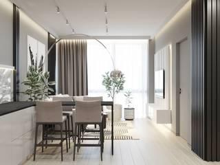 Minimalist living room by 'INTSTYLE' Minimalist