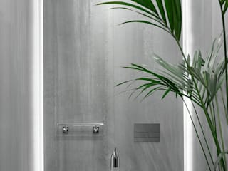 Bathroom by iPozdnyakov studio, Minimalist