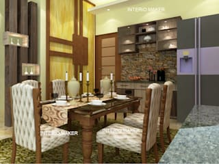 Interior Classic style dining room by INTERIO MAKER Classic