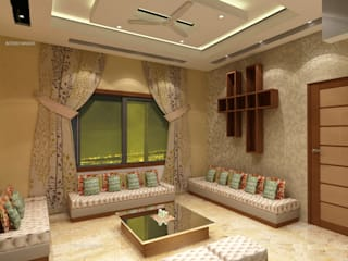 Interior Classic style living room by INTERIO MAKER Classic