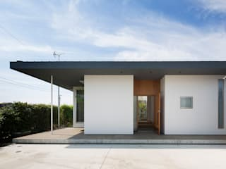 de TRANSTYLE architects Moderno