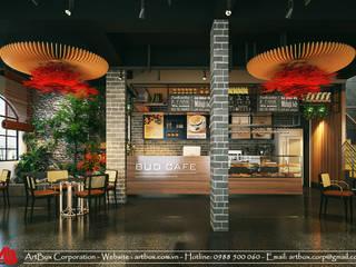 Thiết kế nội thất quán Bud Cafe Thiết Kế Nội Thất - ARTBOX