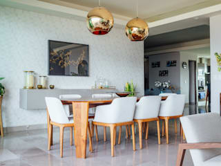 TocoMadera Modern dining room