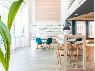 estudioAMA Kitchen Wood Wood effect