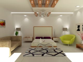 Interior Designing of 3 Bhk Apartment by Palle Interiors Modern