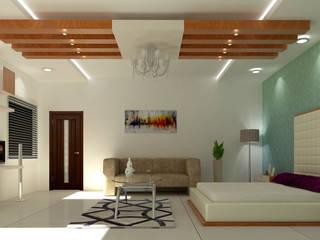 Interior Designing Of Duplex House by Palle Interiors Modern