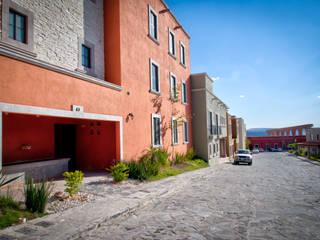 Departamento en San Miguel de Allende de enROJO.espacios Moderno