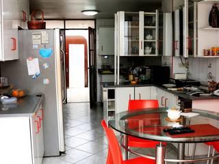 Remodelación de Cocina en San Borja de Alexander Congonha
