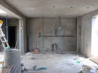 Remodelación, ampliación, construcción e implementacion de vivienda. de Alexander Congonha Minimalista