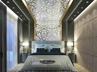 Bedroom by Interior & exterior design, Modern