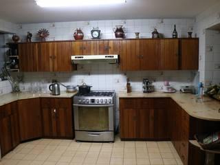 Remodelación de cocina en Surco de Alexander Congonha