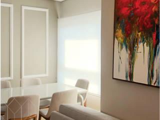 Apartamento Airbnb por Daniela Manosso Bampi - Arquitetura Inteligente Moderno