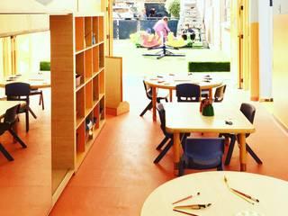 Modern schools by TikTAK ARQUITECTOS Modern