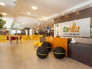 Scelta Academia - Barueri, SP Célia Orlandi por Ato em Arte Fitness moderno
