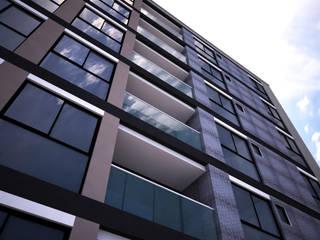 Edificio Vivienda multifamiliar de Velasco Arquitectura Moderno