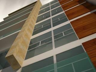 Edificio apartamentos en la Flora de Velasco Arquitectura Moderno