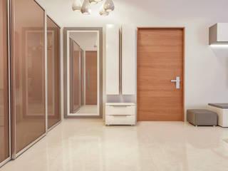 Villa at Kannakpura Modern Dressing Room by De Panache - Interior Architects Modern
