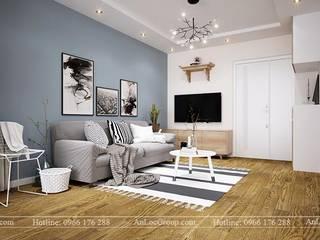 Nội Thất An Lộc Moderne Wohnzimmer