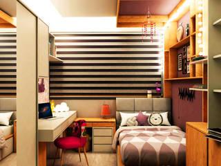 Este Mimarlık Tasarım Uygulama – MT Evi Tasarımı: modern tarz , Modern