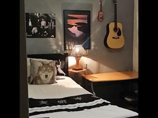 Asian style bedroom by Shan Chi Feng Shui & Design Asian