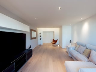 Studioapart Interior & Product design Barcelona Living room Wood