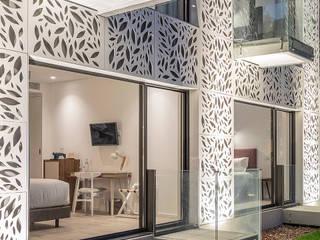 Antarte decora a nova ala do Caléway Hotel Hotéis modernos por ANTARTE Moderno