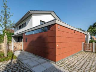 Modern houses by Architekturbüro Schaub Modern