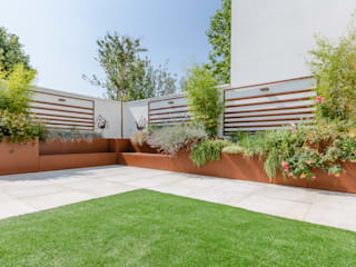 Modularte Srl Balconies, verandas & terraces Plants & flowers