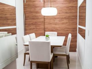 Elaine Generoso Moderne Esszimmer Holz Holznachbildung