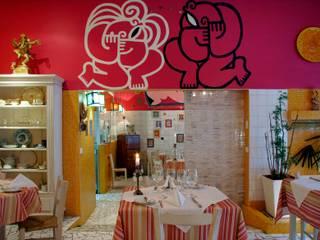 Dapur Modern Oleh Célia Orlandi por Ato em Arte Modern