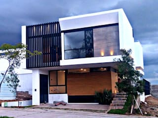 Modern Houses by TOA Design Modern