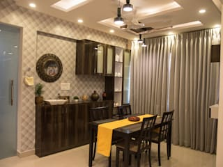 Aikaa Designs Modern dining room