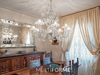 Villa in Franciacorta by MULTIFORME® lighting Класичний