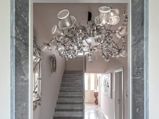 Villa in Franciacorta by MULTIFORME® lighting Classic