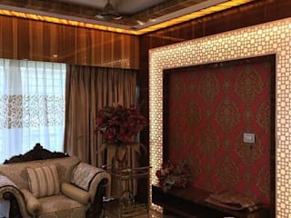 by Six Elms Interiors Asian