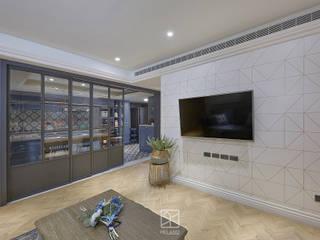 Living room by 禾廊室內設計, Classic