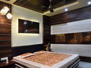 Sobha Garnet, Parge Nagar.:  Bedroom by AARAYISHH (Mumbai & Pune),Modern
