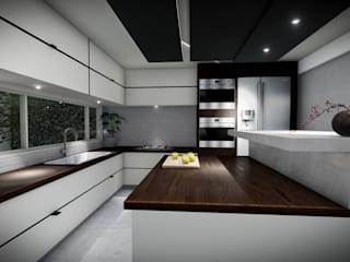 by Hito Arquitectura Modern