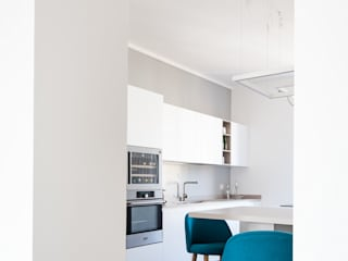 Cocinas de estilo minimalista de GruppoTre Architetti Minimalista