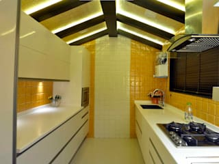KITCHENS:  Built-in kitchens by AARAYISHH (Mumbai & Pune),Modern