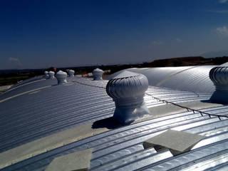 Proyecto Bonatti de NAKOMSA KOMFORT AMBIENTAL Industrial