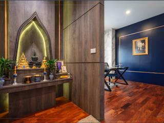 BAANSOOK Design & Living Co., Ltd. Study/officeCupboards & shelving