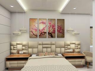 Modern Yatak Odası Tanish Dzignz Modern