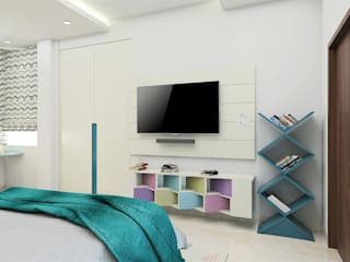 Modern Bedroom by Tanish Dzignz Modern