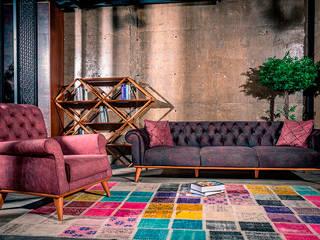 Chester Koltuk Takımları CaddeYıldız furniture Oturma OdasıAksesuarlar & Dekorasyon