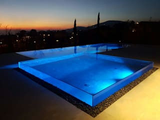 Water & Wellness srl Infinity Pool