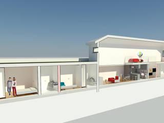 de Cristina Emílio Arquitecta Moderno