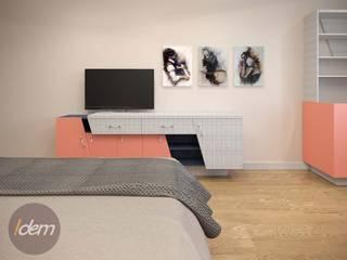спальня от idem Модерн