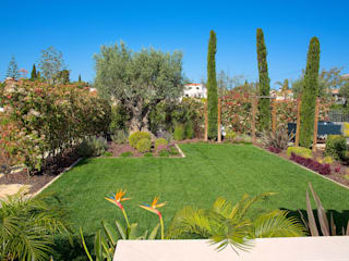 Jardines de estilo moderno de Jardíssimo Moderno
